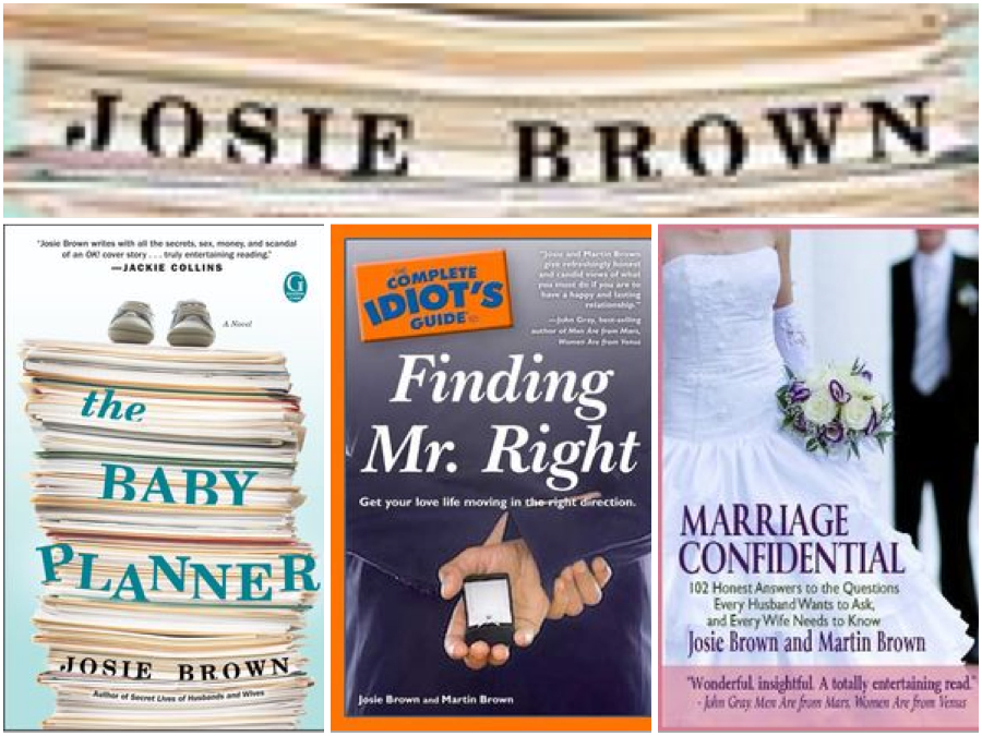 Josie Brown's books