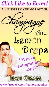 Win a copy of Champagne and Lemon Drops