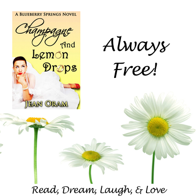 Champagne and Lemon Drops is a free kindle romance