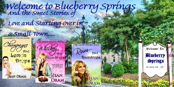 Welcome to blueberry Springs--small town romances