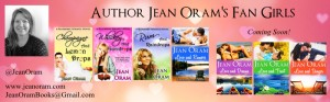 Become a Jeanster--a Jean Oram fan girl.