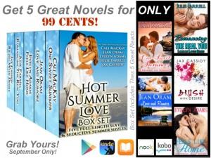 Hot Summer Love Box Set