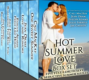 Hot Summer Love box set