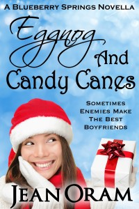 Eggnog and Candy Canes: A Holiday Romance Novel