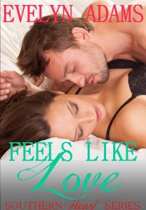 Feels Like Love by Evelyn Adams