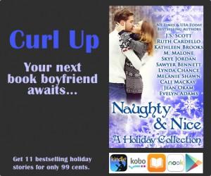 Naughty & Nice, holiday romance deal