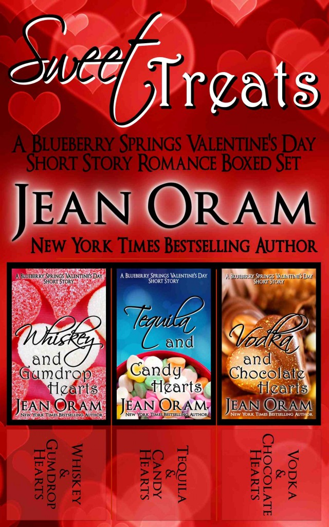 Sweet Treats: A Bluberry Springs Valentine's Day Short Story Romance Boxed Set