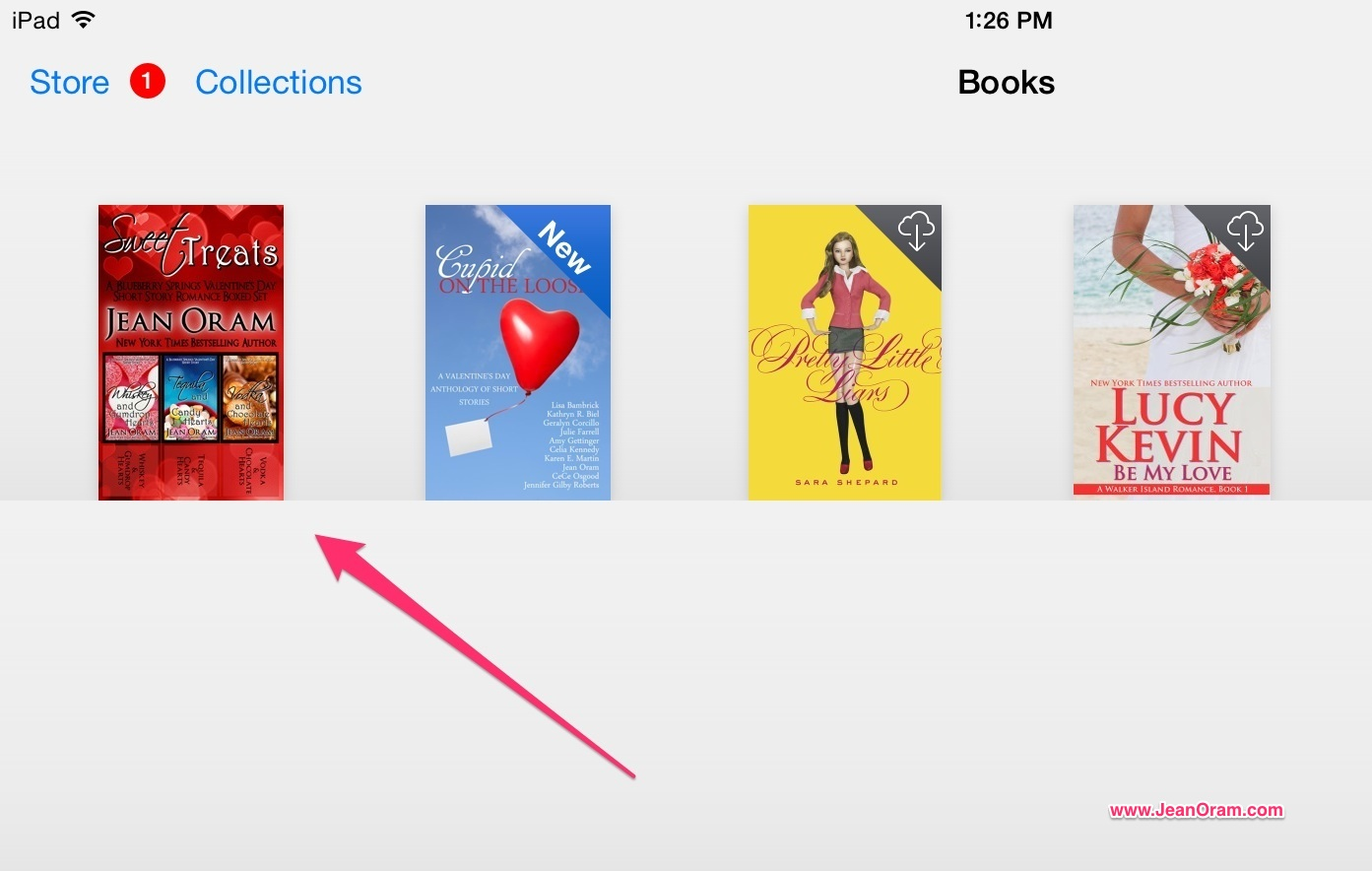 how to download kobo ebooks onto ipad