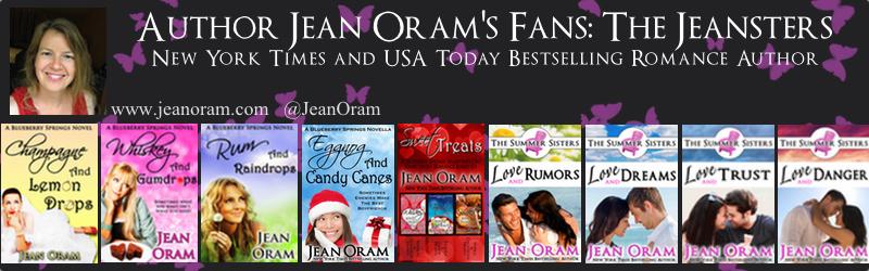 Jean Oram Fan Group on Facebook