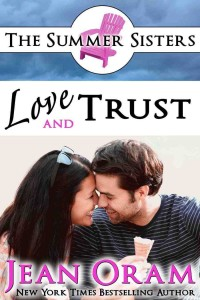 romance on sale Love and Trust by Jean Oram