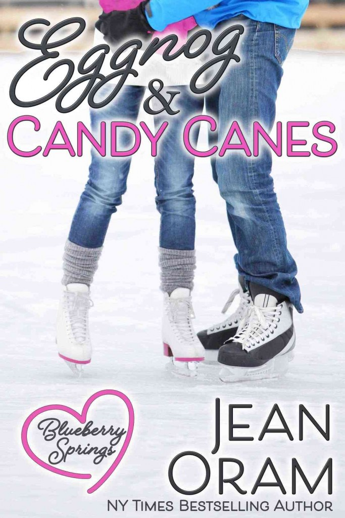 Eggnog and Candy Canes free romance April 2016.