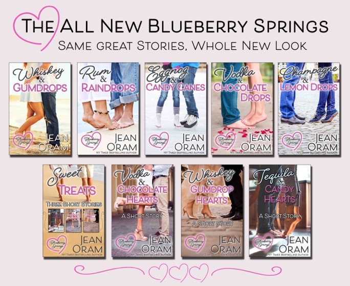 Blueberry Springs by Jean Oram