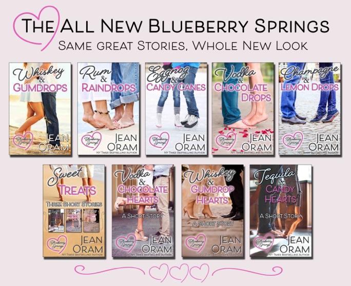 Blueberry Springs by Jean Oram