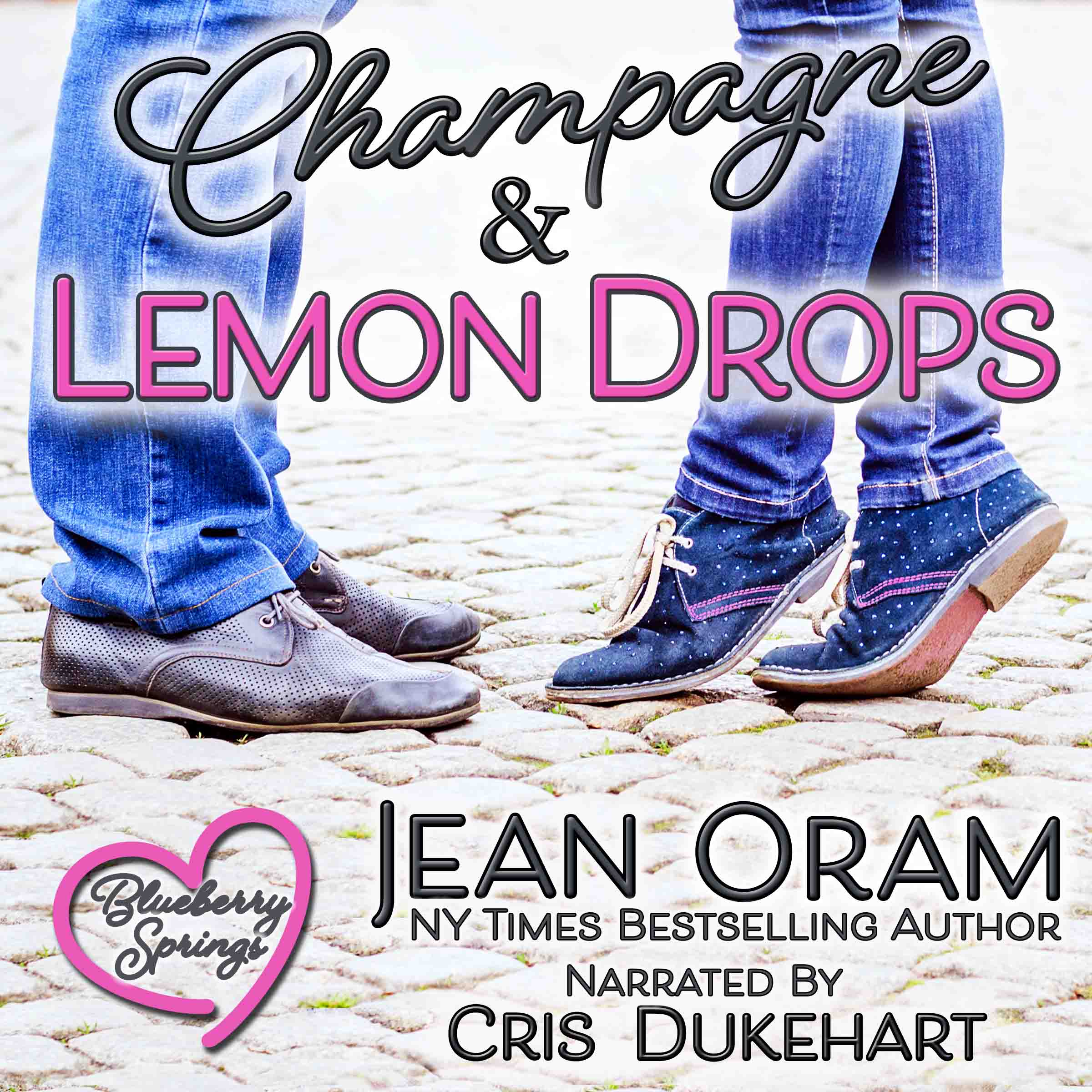 Champagne and Lemon Drops audiobook romance