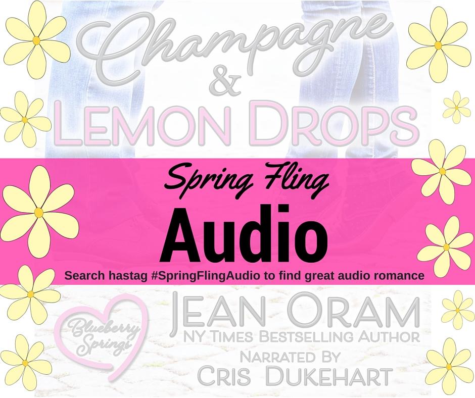 Spring Fling Audiobooks romance