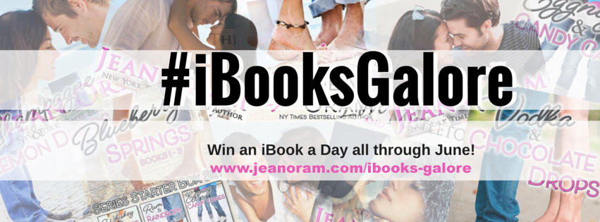 #ibooksGalore romance giveaway Jean Oram
