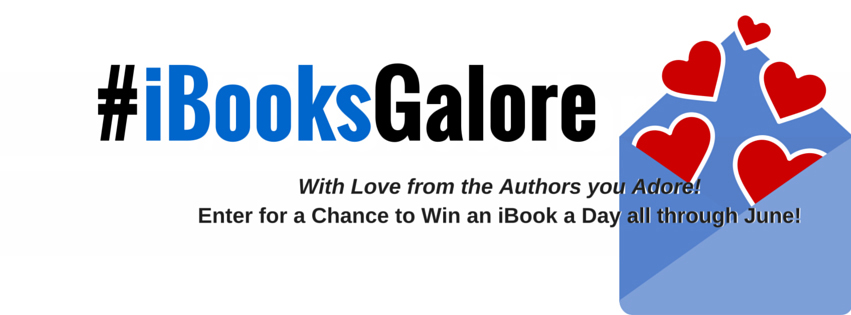 Giving away romance ebooks through ibooks june 2016. One book a day with over 50 participating authors including Jean oram with Blueberry Springs and the summer sisters.