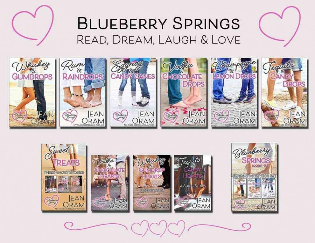 Blueberry Springs romantic comedy book series
