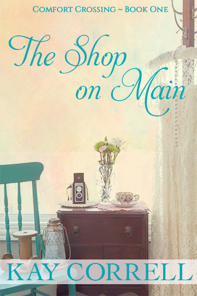 The shop on main sweet romance by Kay Correll
