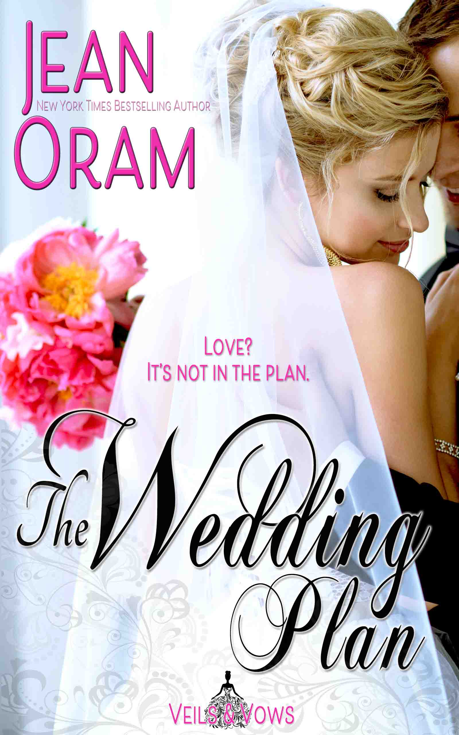 The Wedding Plan (Veils and Vows) by Jean Oram, marriage of convenience romance