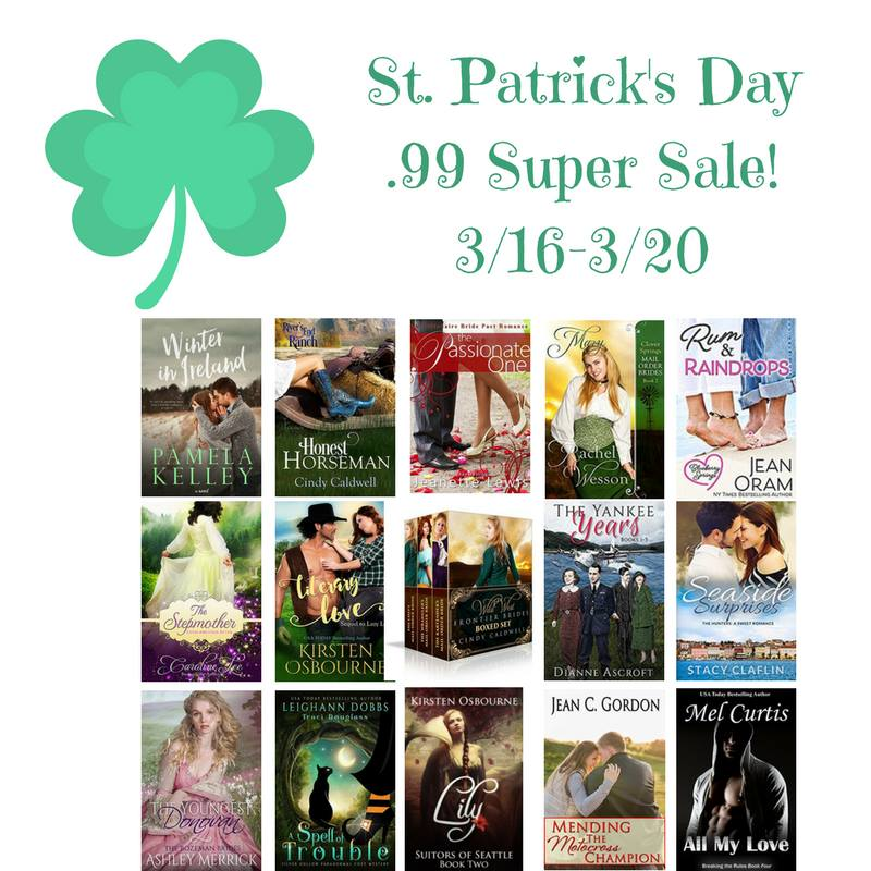 Romance sale Jean Oram discounted books