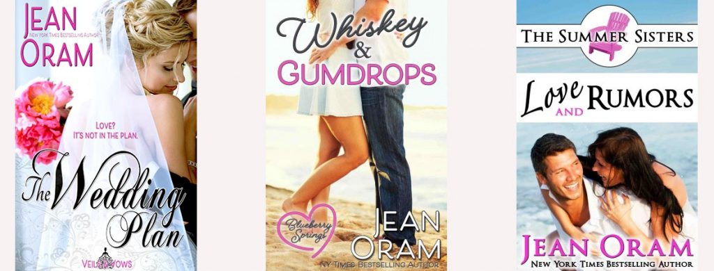 free books and new releases Jean Oram