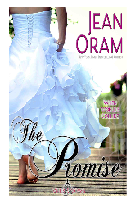 The Promise Wedding romance Veils and Vows by Jean Oram