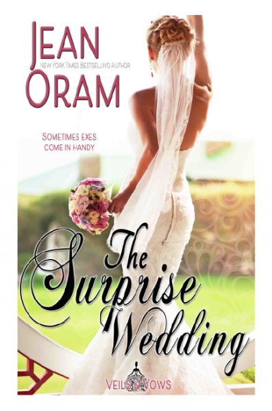The Surprise Wedding romance Veils and Vows by Jean Oram