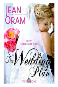 The Wedding Plan romance Veils and Vows by Jean Oram