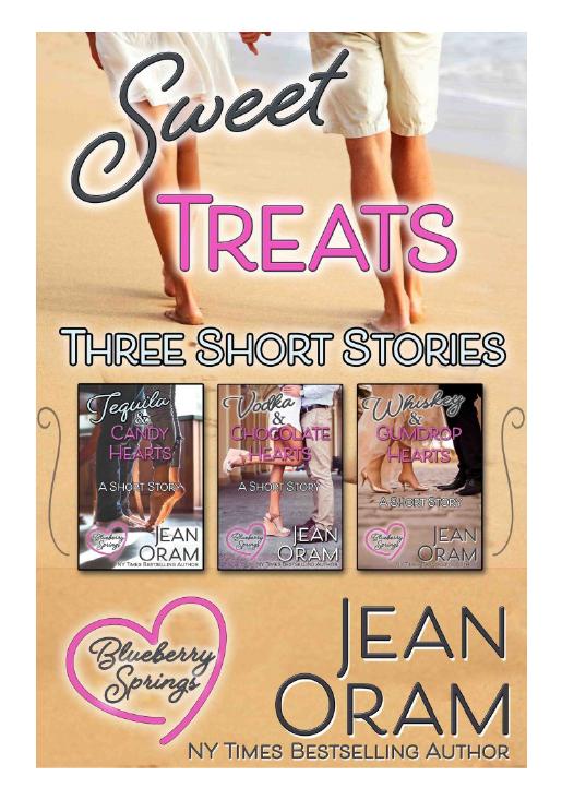 Sweet Treats romance Blueberry Springs by Jean Oram