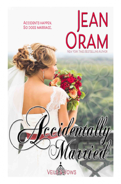 Accidentally Married romance Veils and Vows by Jean Oram