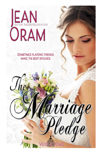 The Marriage Pledge romance Veils and Vows by Jean Oram