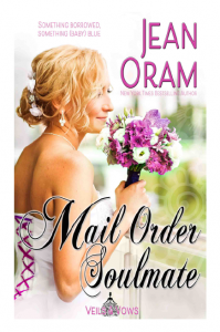 Mail Order Soulmate romance Veils and Vows by Jean Oram
