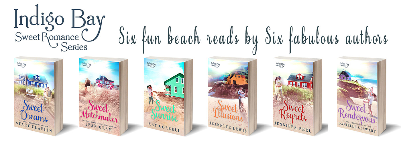 Indigo Bay Sweet romance series by Jean Oram, Sweet Matchmaker