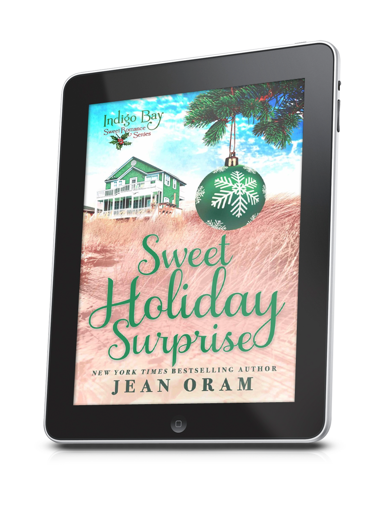 Sweet Holiday Surprise by Jean Oram Indigo Bay Veils and Vows