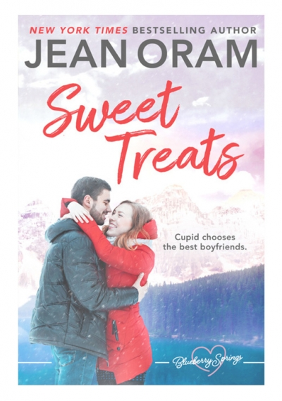 Sweet Treats, a Valentines Day romance by Jean Oram, irresistible sweet small town romance set in Blueberry Springs. Sweet short stories