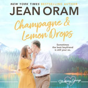 Champagne and Lemon Drops jean Oram audiobook Audible free