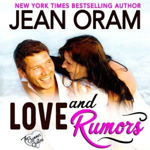 Sweet billionaire romance audiobook Jean Oram Love and Rumors fallin for the movie star