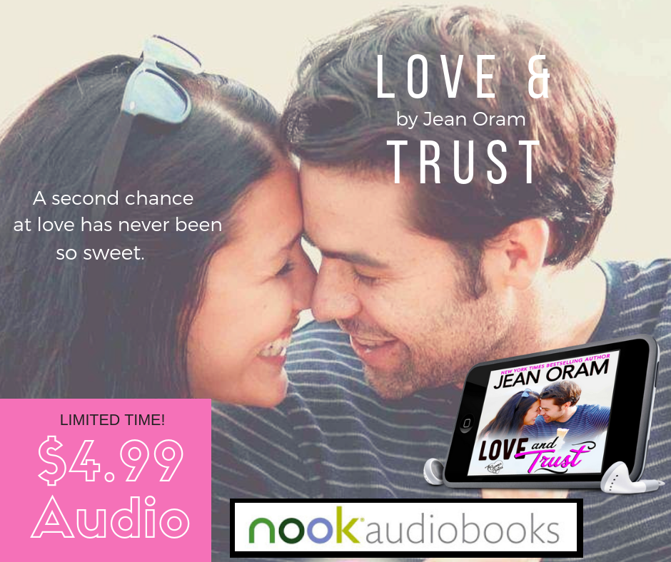Love and Trust is $4.99. Image of couple smaling.