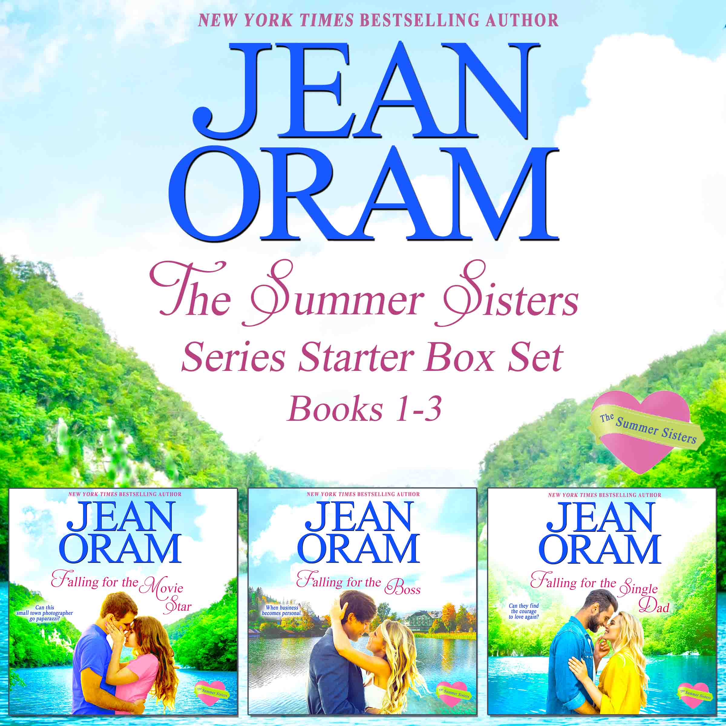 Summer Sisters | Series Starter Box Set | Books 1-3