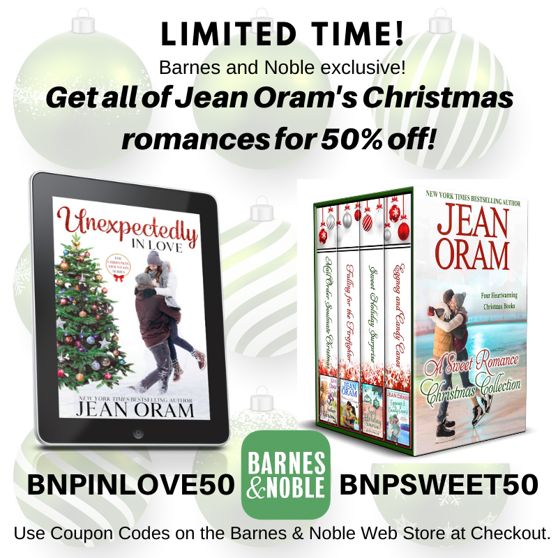 Coupon codes for Barnes and Noble Christmas romances