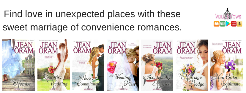 Unexpected love! Marriage of convenience romances by Jean Oram