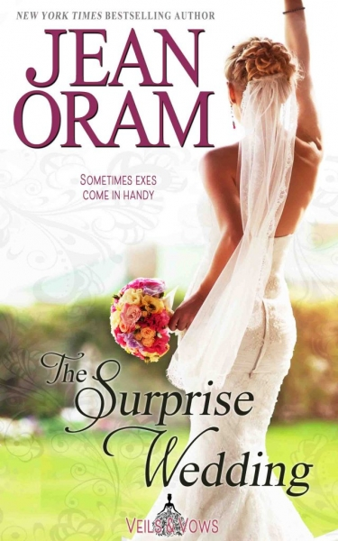 The Surprise Wedding a fake engagment sweet marriage of convenience romance novel by Jean Oram