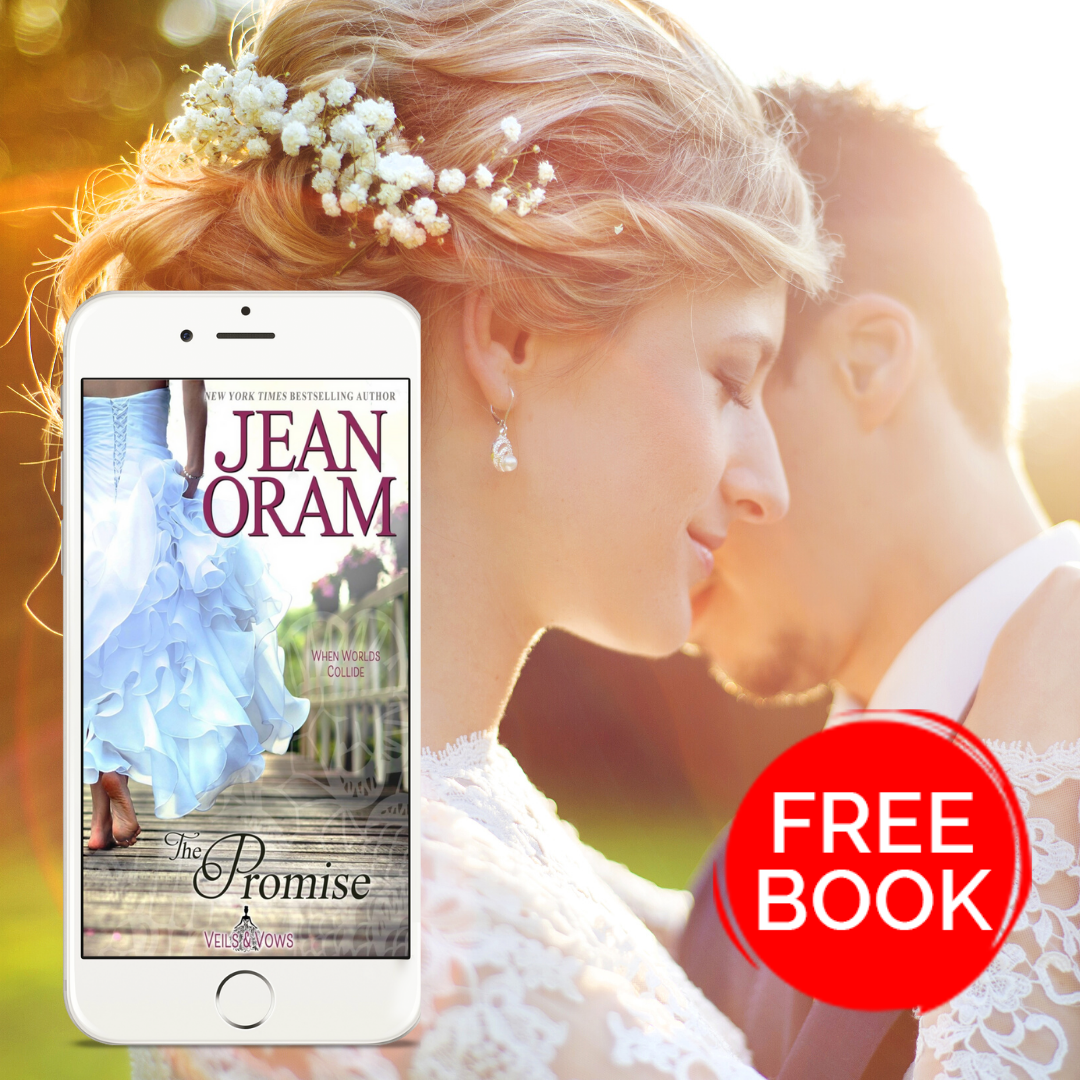 The Promise is free. Opposites attract - a novella by Jean Oram