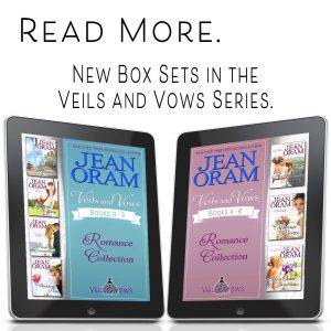 Veils and Vows series box sets JeanOram