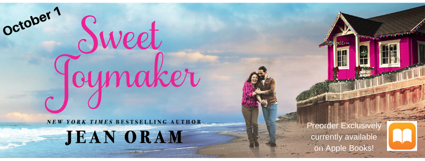Sweet Joymaker by Jean Oram preorder available on Apple Books