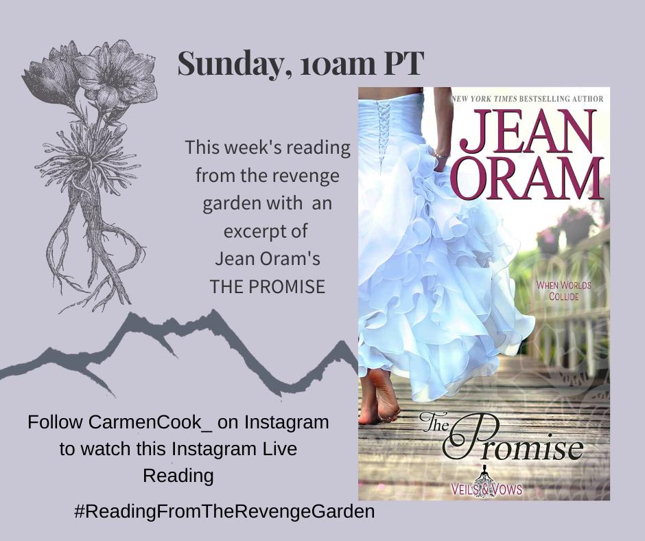Carmen Clark reading The Promise by Jean Oram
