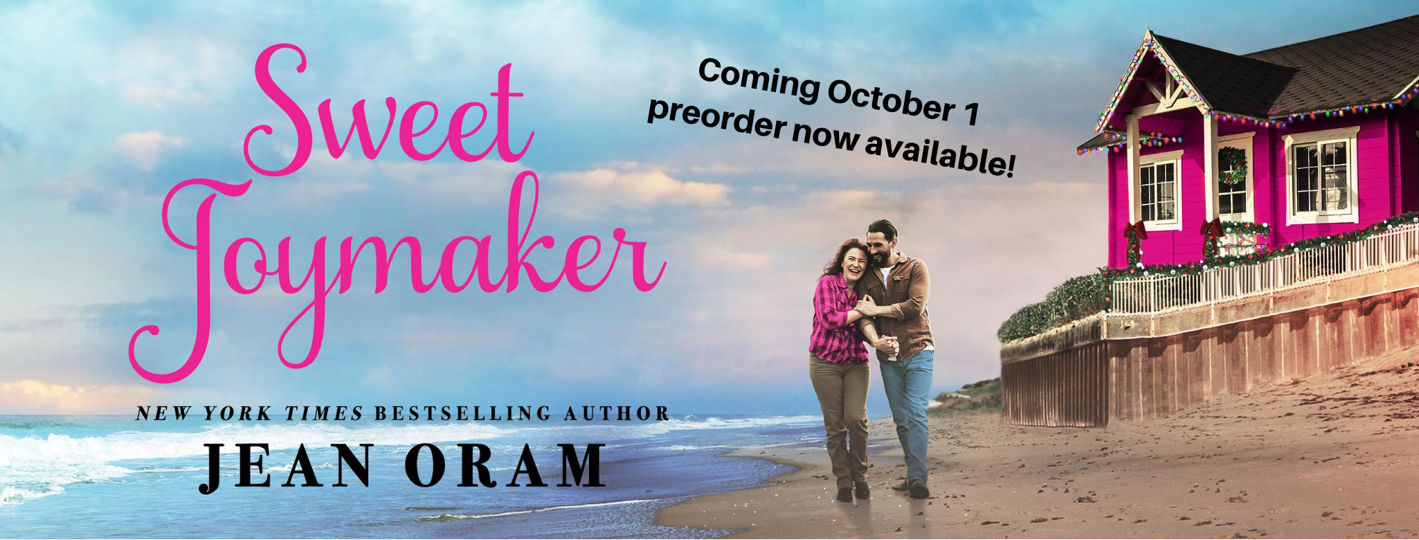 Sweet Joymaker preorder Available Sweet Christmas Romance