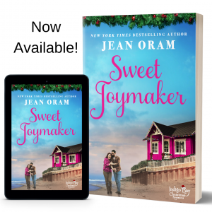 Sweet Joymaker by Jean Oram is now available. A heartwarming Christmas romance.