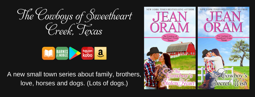 The Cowboys of Sweetheart Creek